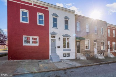 2647 Hampden Avenue, Baltimore, MD 21211 - #: MDBA383852