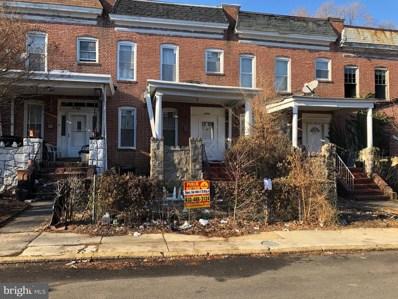 2534 Boarman Avenue, Baltimore, MD 21215 - #: MDBA383872
