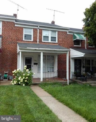 1314 Sherwood Avenue, Baltimore, MD 21239 - #: MDBA383900