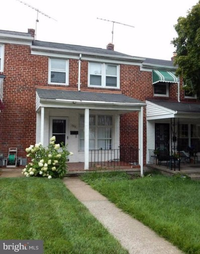 1314 Sherwood Avenue, Baltimore, MD 21239 - #: MDBA383900
