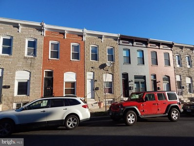 2432 Ashland Avenue, Baltimore, MD 21205 - #: MDBA383934