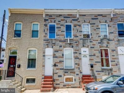202 N Glover Street, Baltimore, MD 21224 - #: MDBA384002