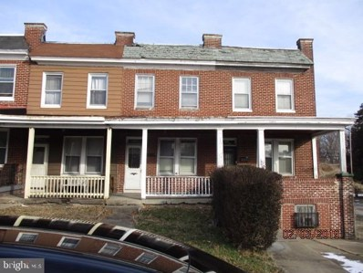 2802 Ellicott Drive, Baltimore, MD 21216 - #: MDBA384034