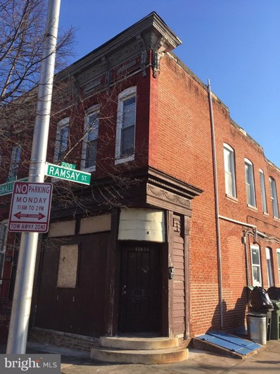 347 S Smallwood Street, Baltimore, MD 21223 - #: MDBA384098