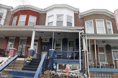 2206 Poplar Grove Street, Baltimore, MD 21216 - #: MDBA384110