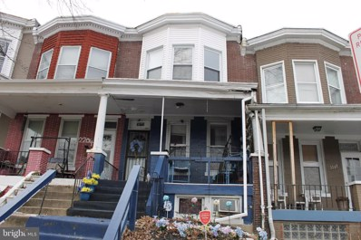 2206 Poplar Grove Street, Baltimore, MD 21216 - #: MDBA384110