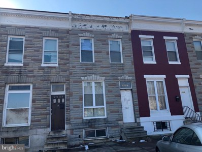 2527 W Lombard Street, Baltimore, MD 21223 - MLS#: MDBA384218