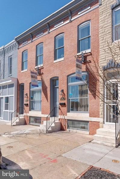 130 S Eaton Street, Baltimore, MD 21224 - #: MDBA384224