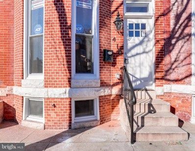 410 E 27TH Street, Baltimore, MD 21218 - #: MDBA384264