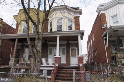 3908 Norfolk Avenue, Baltimore, MD 21216 - #: MDBA384284