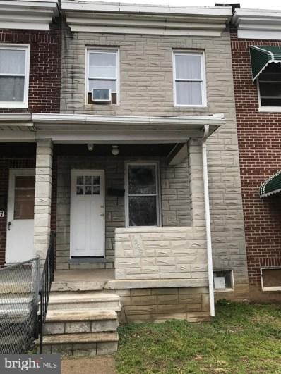 3569 Horton Avenue, Baltimore, MD 21225 - #: MDBA384310