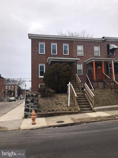 3200 Elmora Avenue, Baltimore, MD 21213 - #: MDBA384316