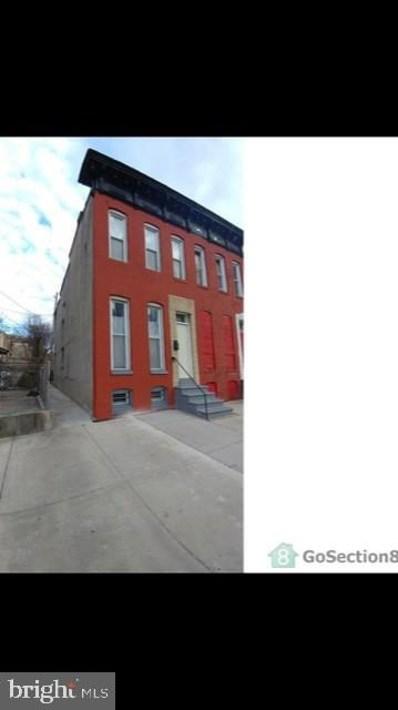 529 Wilson Street, Baltimore, MD 21217 - #: MDBA384320