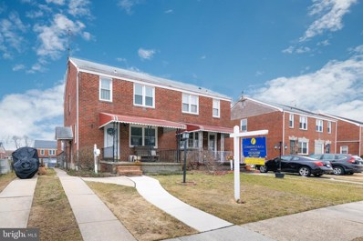 3527 Woodring Avenue, Baltimore, MD 21234 - #: MDBA384322