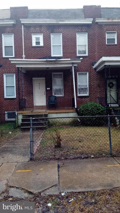 4123 Norfolk Avenue, Baltimore, MD 21216 - #: MDBA384346