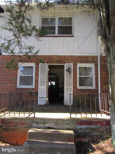 5442 Jonquil Avenue, Baltimore, MD 21215 - #: MDBA399638