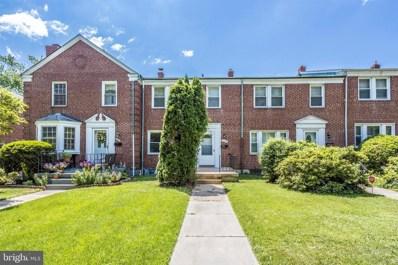 1649 Woodbourne Avenue, Baltimore, MD 21239 - #: MDBA399884