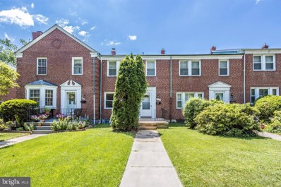 1649 Woodbourne Avenue, Baltimore, MD 21239 - #: MDBA399884