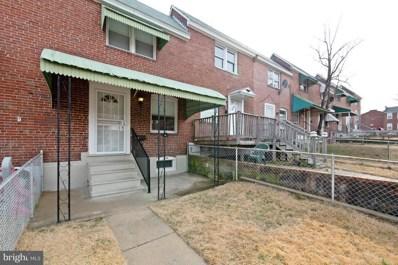 3821 Saint Margaret Street, Baltimore, MD 21225 - #: MDBA399918