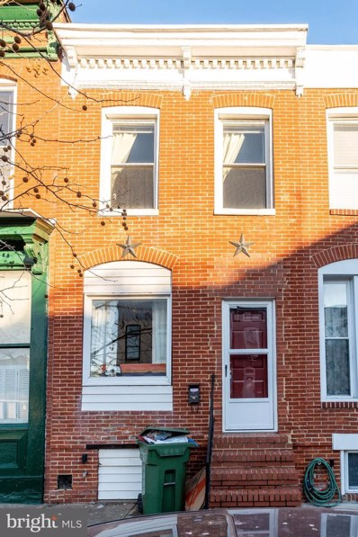 1603 S Hanover Street, Baltimore, MD 21230 - #: MDBA399938