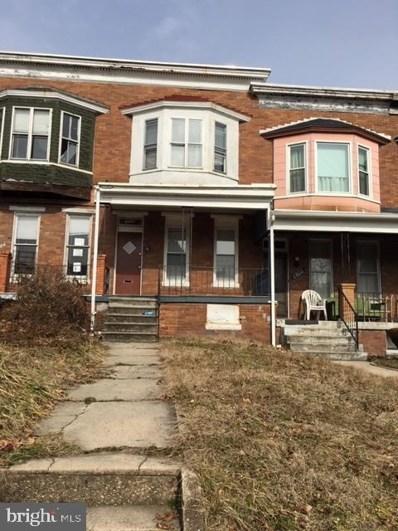 2824 Clifton Avenue, Baltimore, MD 21216 - #: MDBA399952