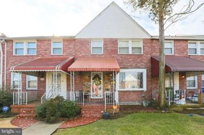 1327 Pentwood Road, Baltimore, MD 21239 - #: MDBA399968