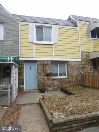 3718 8TH Street, Baltimore, MD 21225 - #: MDBA399976