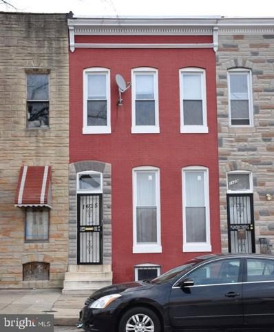 1425 N Central Avenue, Baltimore, MD 21202 - #: MDBA400904