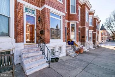 1639 Jackson Street, Baltimore, MD 21230 - #: MDBA400928