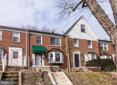 6004 Northwood Drive, Baltimore, MD 21212 - #: MDBA400952