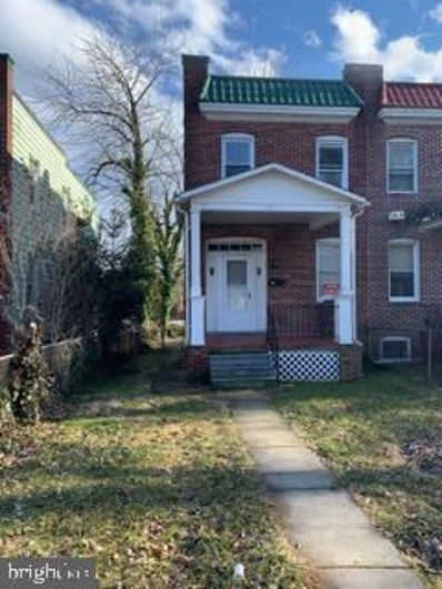 543 Benninghaus Road, Baltimore, MD 21212 - #: MDBA401486