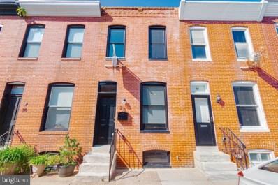 28 Curley Street S, Baltimore, MD 21224 - #: MDBA403006