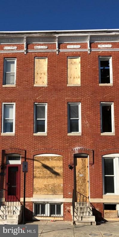1310 N Carey Street, Baltimore, MD 21217 - #: MDBA403062