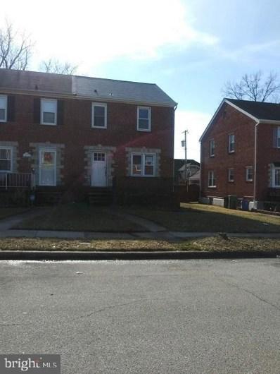 3113 Woodring Avenue, Baltimore, MD 21234 - #: MDBA403700