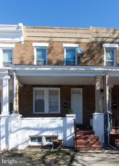 2862 Pelham Avenue, Baltimore, MD 21213 - #: MDBA414432