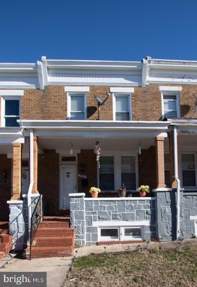 2812 Pelham Avenue, Baltimore, MD 21213 - #: MDBA415332