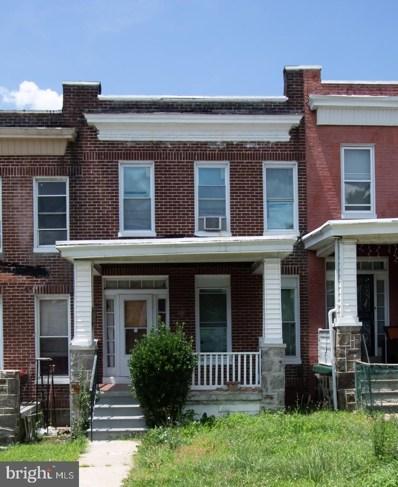 1006 N Rosedale Street, Baltimore, MD 21216 - #: MDBA415612