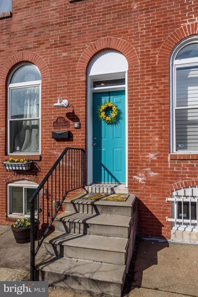 802 S Ellwood Avenue S, Baltimore, MD 21224 - #: MDBA415636