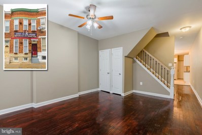 1932 Mosher Street, Baltimore, MD 21217 - MLS#: MDBA415666