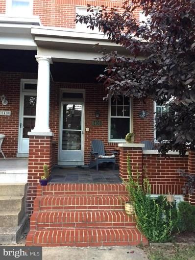 1408 W Old Cold Spring Lane, Baltimore, MD 21211 - #: MDBA415684