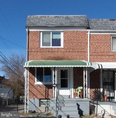 4108 Woodridge Road, Baltimore, MD 21229 - #: MDBA415704
