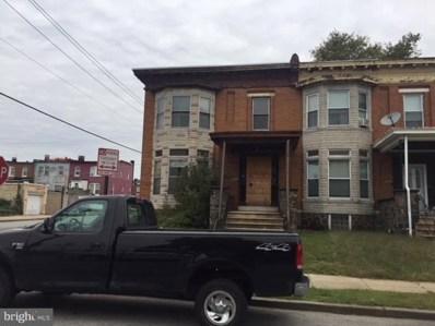 2330 W Lanvale Street, Baltimore, MD 21216 - #: MDBA415714