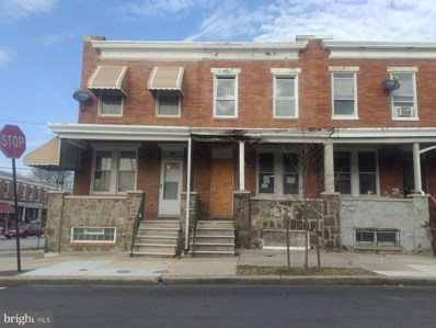 2802 Ashland Avenue, Baltimore, MD 21205 - #: MDBA415724