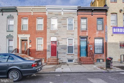1104 Washington Boulevard, Baltimore, MD 21230 - #: MDBA415726