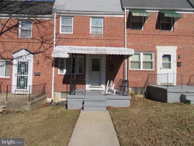 1035 Stamford Road, Baltimore, MD 21229 - #: MDBA428524
