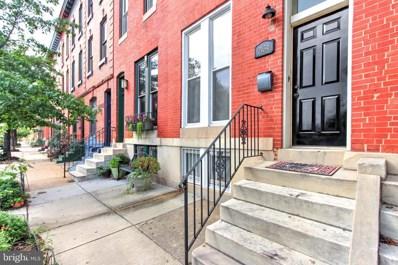 2134 E Baltimore Street, Baltimore, MD 21231 - MLS#: MDBA435550