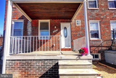 3600 Erdman Avenue, Baltimore, MD 21213 - #: MDBA435562
