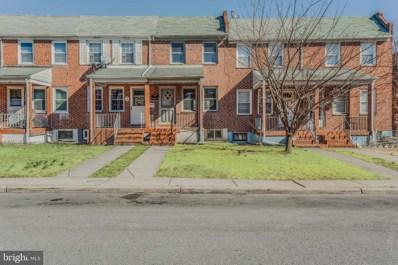 413 Joplin Street, Baltimore, MD 21224 - #: MDBA435568