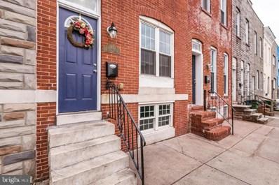 3413 E Lombard Street, Baltimore, MD 21224 - #: MDBA435578