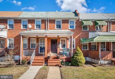 331 Imla Street, Baltimore, MD 21224 - #: MDBA435584